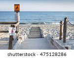 Small photo of Beach access for the disabled