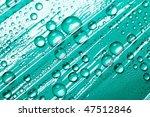 water drops background | Shutterstock . vector #47512846