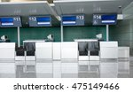 x ray machine at the airport... | Shutterstock . vector #475149466