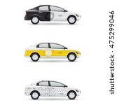 set of design templates for... | Shutterstock .eps vector #475299046