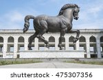Leonardo Da Vinci Horse Statue...