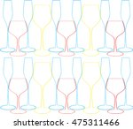 background bottle ilustration... | Shutterstock .eps vector #475311466