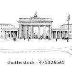 Germany. Berlin. Brandenburg...