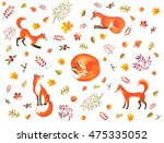 nature images on white... | Shutterstock . vector #475335052