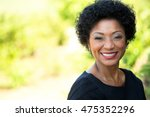 Mature African American Woman