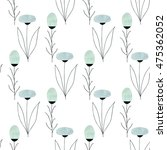 watercolor texture. seamless... | Shutterstock .eps vector #475362052