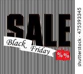 black friday template  sales ...   Shutterstock .eps vector #475393345
