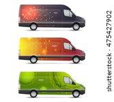 set of design templates for... | Shutterstock .eps vector #475427902