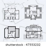 house project on the page of...