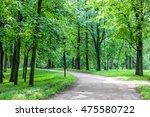 green parks | Shutterstock . vector #475580722