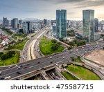 lima  peru   circa 2014 ... | Shutterstock . vector #475587715