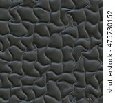 Raster Black Cell Leather...