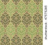 wallpaper   floral designs | Shutterstock .eps vector #47575285
