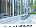 modern building outdoors | Shutterstock . vector #475762768