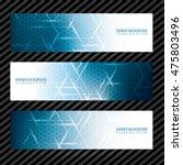 banner vector design background ... | Shutterstock .eps vector #475803496