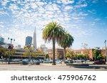 san francisco street   Shutterstock . vector #475906762