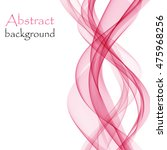 abstract background with pink... | Shutterstock .eps vector #475968256