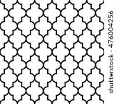 islamic pattern seamless...   Shutterstock . vector #476004256