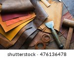 Leather Craft Or Leather...