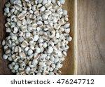 millet rice  millet grains  | Shutterstock . vector #476247712