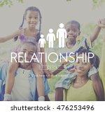family care genealogy love... | Shutterstock . vector #476253496