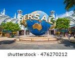 Universal Studio Singapore ...