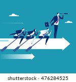 teamwork. business persons... | Shutterstock .eps vector #476284525