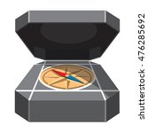 compass. the illustration on... | Shutterstock .eps vector #476285692
