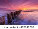 Wooden Groyne   Baltic Seascap...