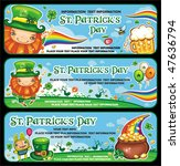 St. Patrick\'s Day Banners With...