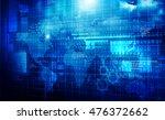 internet communication... | Shutterstock . vector #476372662