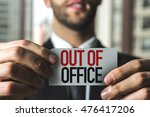 Small photo of Out of Office