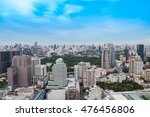 bangkok city and offices | Shutterstock . vector #476456806
