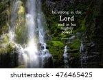 Proxy Falls Waterfall In Orego...