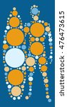 surfing shape vector design by...   Shutterstock .eps vector #476473615