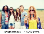 nature  summer  youth culture ... | Shutterstock . vector #476491996