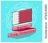 Qatar Flag    Flag Icon With...