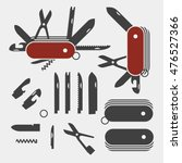 Swiss Folding Knives To Take...