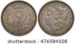 United States  1 Dollar 1880 ...