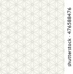 seamless line pattern in... | Shutterstock .eps vector #476588476