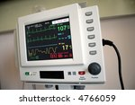 heart rate measuring equipment  ... | Shutterstock . vector #4766059