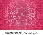 red background lights | Shutterstock .eps vector #47661961