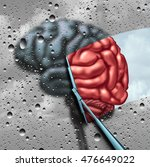 dementia therapy and brain... | Shutterstock . vector #476649022