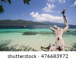 ravee island  koh ravee  satun  ... | Shutterstock . vector #476683972