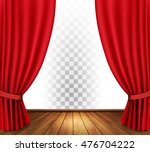 theater curtains with a... | Shutterstock .eps vector #476704222