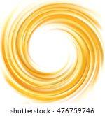 light ocher whirl ripple... | Shutterstock .eps vector #476759746