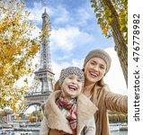 autumn getaways in paris with... | Shutterstock . vector #476778982