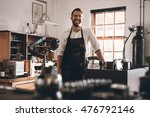 the workshop where great... | Shutterstock . vector #476792146