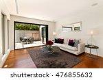 beautiful living room | Shutterstock . vector #476855632