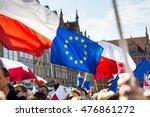 gdansk  poland  05.03.2016  ... | Shutterstock . vector #476861272